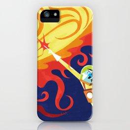 Suntoucher iPhone Case