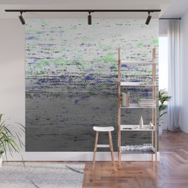 Blurred Vision Wall Mural