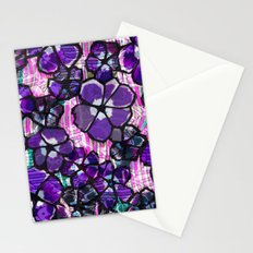 violettes Stationery Cards