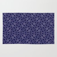 geo Area & Throw Rugs featuring GEO by Audule