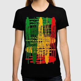 Crayon Invaders T-shirt