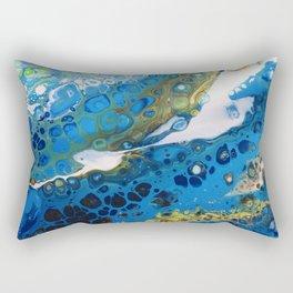 River Flow Rectangular Pillow