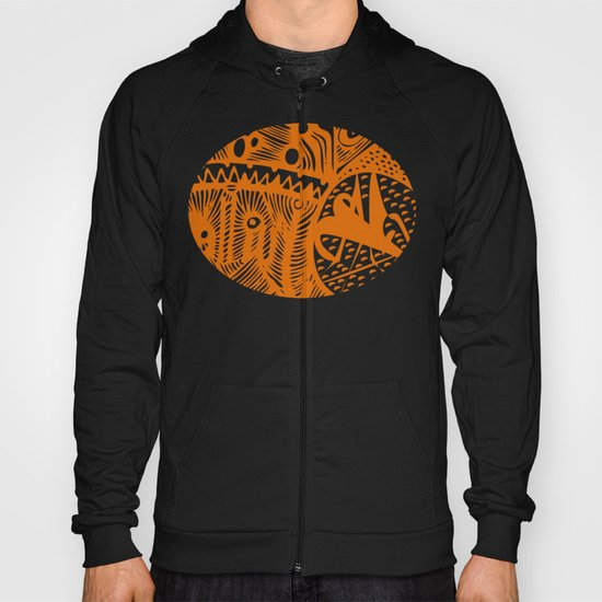 INK#9 Dreaming of India Hoody