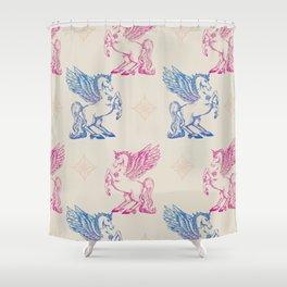 Ellama Enchantress Shower Curtain
