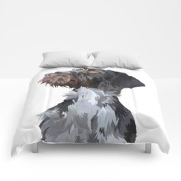German Wirehaired Pointer Comforters