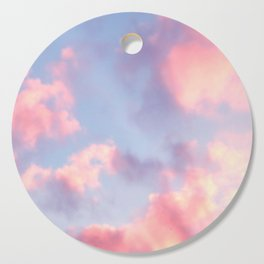 Whimsical Sky Cutting Board