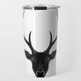The Black Deer Travel Mug