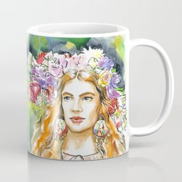 A summer girl #2 Coffee Mug