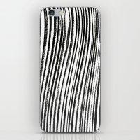 birch iPhone & iPod Skins featuring Birch by ilyya