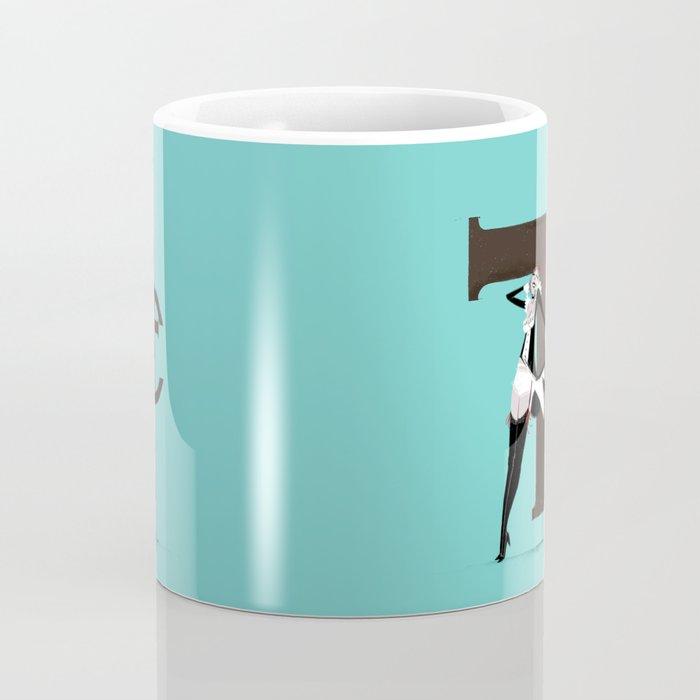 Terry & Copperplate Coffee Mug