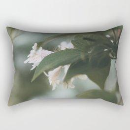 Pink Belles, I Rectangular Pillow