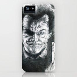 The Jocker Jardez iPhone Case