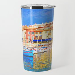 Spring in Cassis Travel Mug