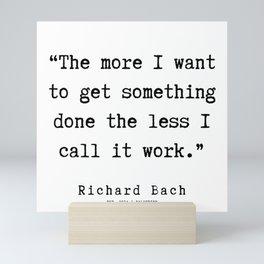 108 | Richard Bach Quotes | 190916 Mini Art Print