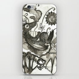 Dragon Visit iPhone Skin