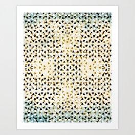 Confetti Sky Art Print