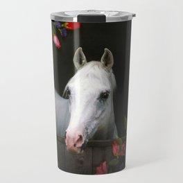For the Roses Travel Mug