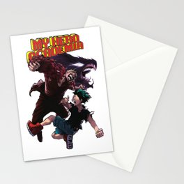 My Hero Academia Battle Stationery Cards