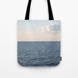 Cloud Contemplation Tote Bag