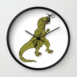 Gnar Wall Clock