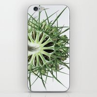 fractal iPhone & iPod Skins featuring Fractal by A Wandering Soul
