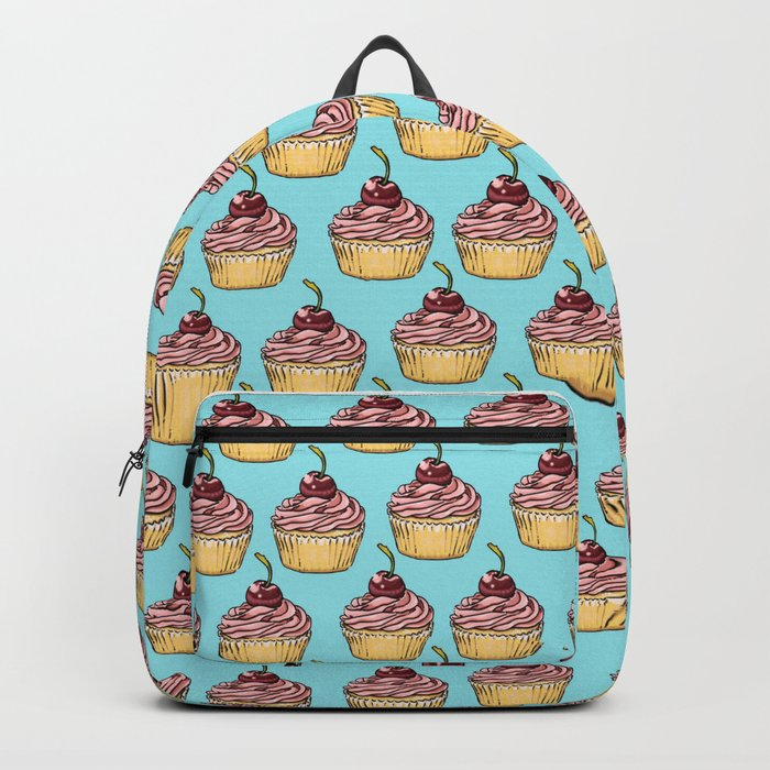 Cupcakes Party Backpack