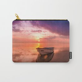 The Best Sunset Carry-All Pouch