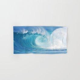 Turquoise Ocean Hand & Bath Towel