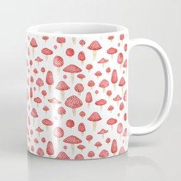 Amanita Mushrooms Coffee Mug