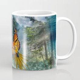 Monarch Elephish Coffee Mug