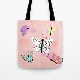 Butterfly Close Up. Tote Bag