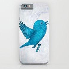 The Original Twitter - Painting Slim Case iPhone 6s