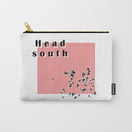 Head South Carry-All Pouch