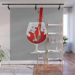 Happy Hour Wall Mural