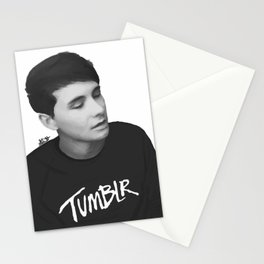 Dan Howell Stationery Cards
