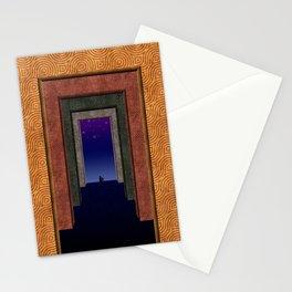 Halls of Solitude Stationery Cards