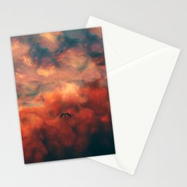 Angelic Descent Stationery Cards