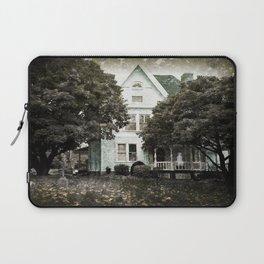 Haunted Hauntings Series - House Number 3 Laptop Sleeve