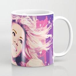 Mariah Glitter Album Cover Coffee Mug