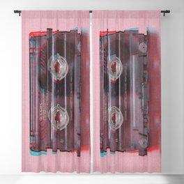 Cassette#VHS#FF>>#effect Blackout Curtain
