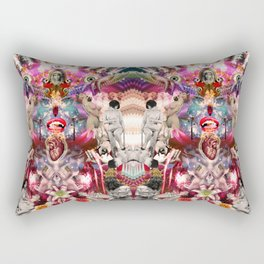 Intergalactic Orgasm Rectangular Pillow