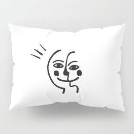 Duplicity Pillow Sham