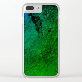 Vulcan Fury IV Clear iPhone Case