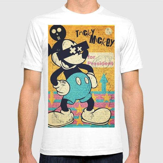 Tricky Mickey T-shirt