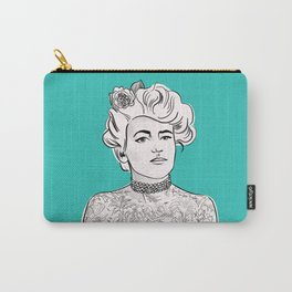 Maud Stevens Wagner Carry-All Pouch