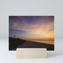 Sanibel Sunrise Mini Art Print
