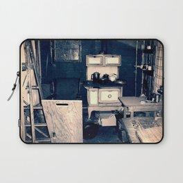 Vintage Cabin Interior Laptop Sleeve