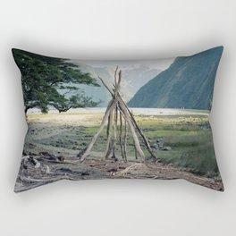 Den Rectangular Pillow