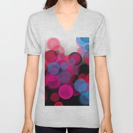 Dream Dots Unisex V-Neck