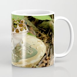Toad Stool. Coffee Mug